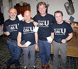 Met de verkiezing in aantocht vroegen de actievoerder van Het Gaat Om-U de bevolking een mandaat om te stemmen op zij die achter hen staan. Kizzy Van Horne