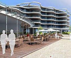 In totaal komen er maar liefst 153 appartementen en een dienstencentrum in het nieuwbouwproject 'De Schelpe'.