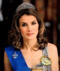 Prinses Letizia. rtr
