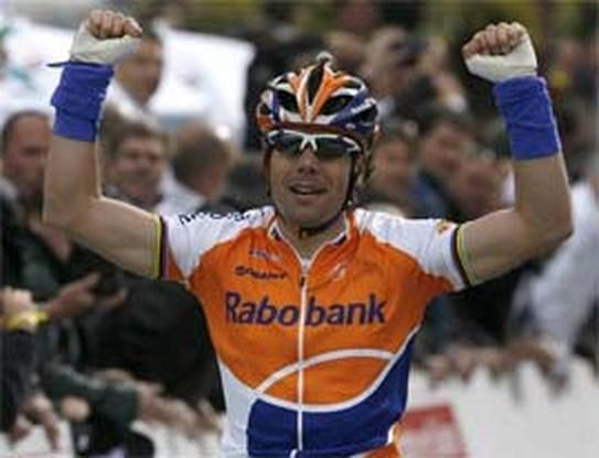 Oscar Freire wint zijn eerste van het jaar