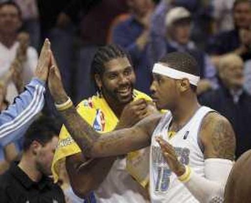 Ook Denver naar tweede ronde NBA playoffs