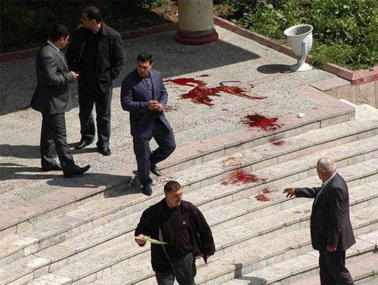 Dertien doden bij schietpartij op universiteit in Azerbeidzjan