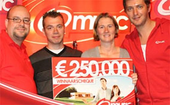 Ilke (31) wint droomhuis Q-Music