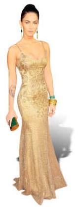 Megan Fox is meest sexy vrouw ter wereld