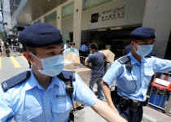 Belgische vrouwen in quarantaine in Hongkong
