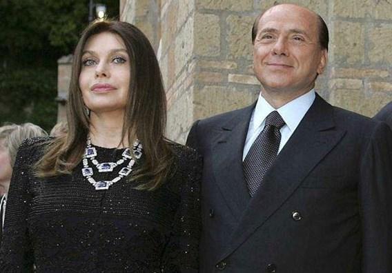 Echtgenote van Silvio Berlusconi wil scheiden
