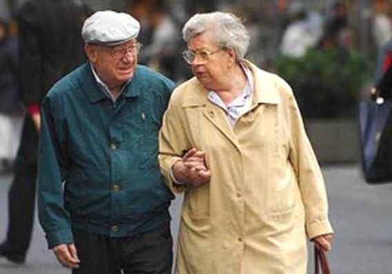 Drie op vier gepensioneerden hebben 'geen tijd'
