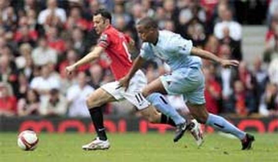 Manchester United op weg naar titel