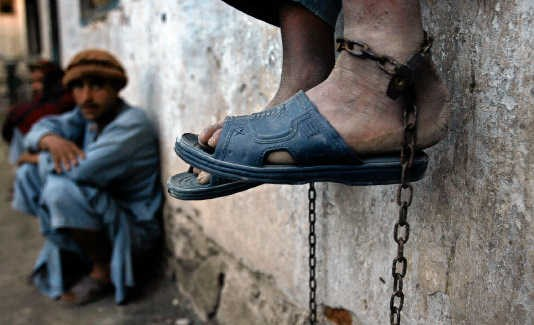 Niemand vindt het normaal dat hij of zij willekeurig kan opgepakt, gemarteld of gedood worden. rtr