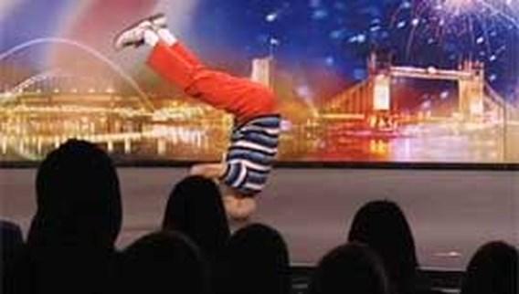 Bejaarde breakdancer is oplichter