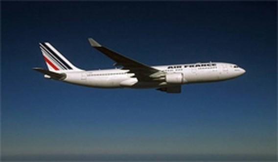 Vermist toestel Air France allicht neergebliksemd