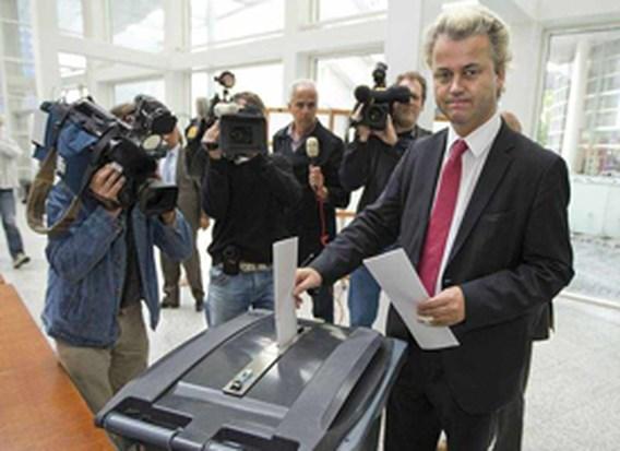 Partij Geert Wilders wint Europese verkiezingen in Nederland