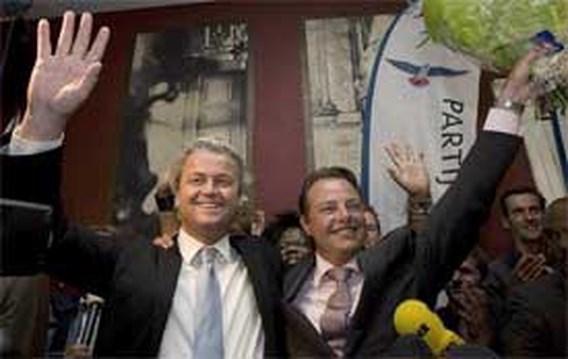 Dewinter feliciteert Wilders met verkiezingsoverwinning