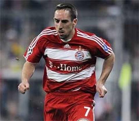 Ribéry: 'Deur voor andere teams is nu gesloten'