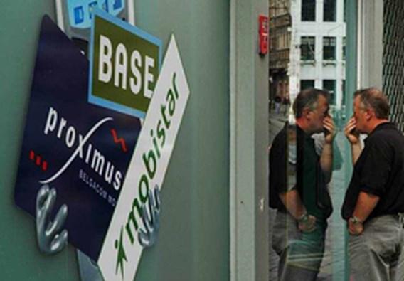 Mobistar en Base moeten tarieven verlagen