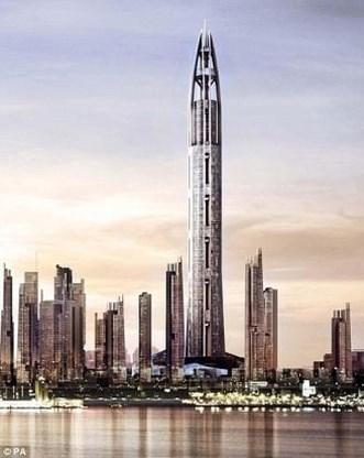 Saudi-Arabië krijgt hoogste wolkenkrabber ter wereld