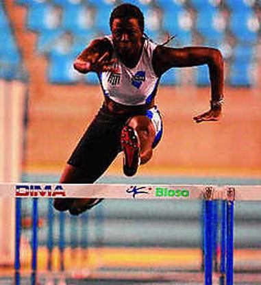 Anne Zagré plaatst zich op 100m horden voor WK atletiek