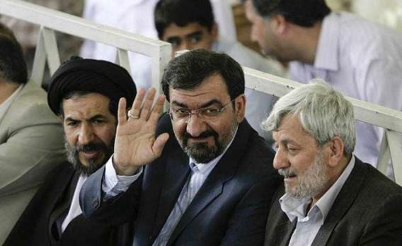 Iraanse presidentskandidaat Rezai trekt klacht in