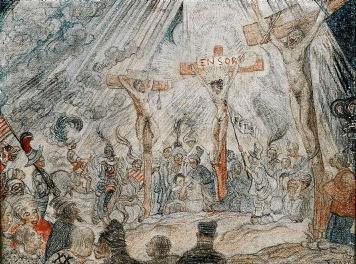 'De Calvarie' (1886). rr
