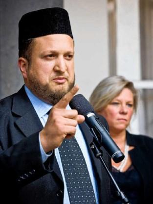 Imam Nordine Taouil: wie vertegenwoordigt hij? Wim Daneels