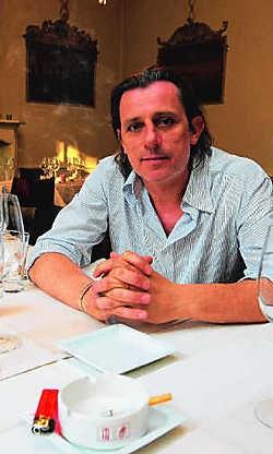 Marnix Rigo, van De Pastorie in Zevergem: 'Ik zie niet in wat er voor ons zou veranderen.'fvv