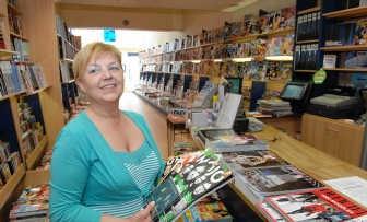 'Door de hoge huurprijs ziet IMS zich genoodzaakt om zijn activiteiten in Brugge te stoppen', zegt Sandrina Garmyn. mvn