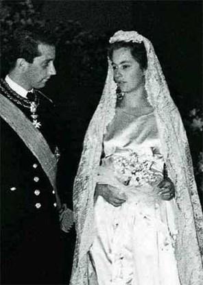 Albert en Paola vieren vandaag vijftigste huwelijksverjaardag