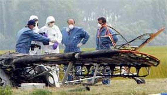 Twee doden bij vliegtuigongeluk in Goetsenhoven