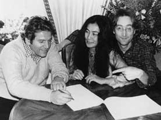 Ex-manager van Beatles en Rolling Stones overleden