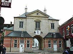 De Gevangenenpoort wordt op zondag 13 september voor het eerst opengesteld voor het publiek. Leo van der Linden