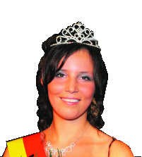 Layla Al Hamrani: laatste miss die ambassadrice is van de stad? kms