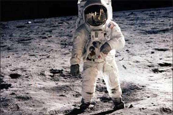 Water op de maan gevonden