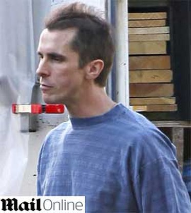 Christian Bale extreem vermagerd voor filmrol