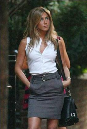 Jennifer Aniston fitnessverslaafd door onzekerheid