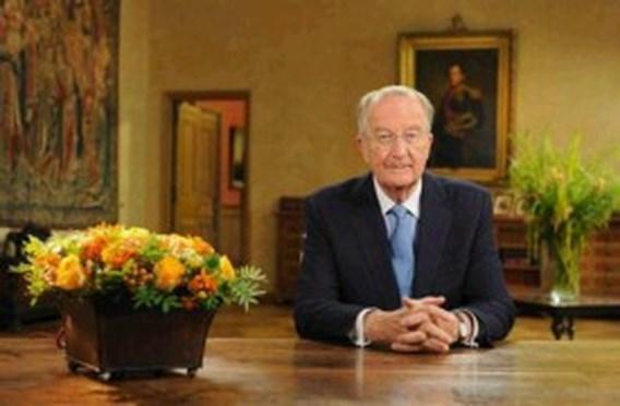 Toespraak koning Albert: 'Nood aan ethiek in financiële sector, kwaliteitsonderwijs en staatshervorming'