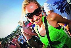 Veel sfeer en lachende gezichten op Tomorrowland. Nergens wordt zoveel gedanst als hier. Stijn Hermans