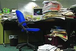 Vaak drukken we zonder nadenken op de printknop, wat snel een papierberg oplevert. An Nelissen