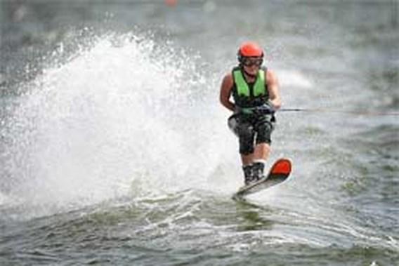 Christel Magdeleyns wint zilver op WK waterski