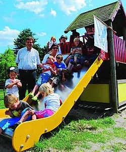 Door een tekort aan personeel is het nog niet zeker dat kinderopvang Baloe in september de nieuwe vestiging kan openen.Inge Bosschaerts