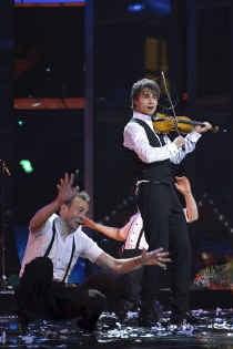 Alexander Rybak: 'Een nieuwe viool? Een appartement is een betere investering.'