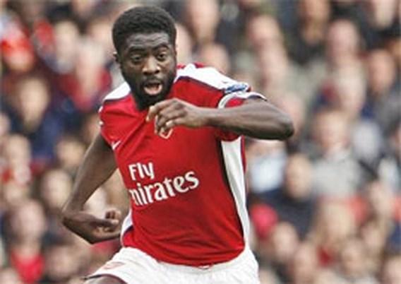 Kompany krijgt Touré van Arsenal als nieuwe ploegmaat