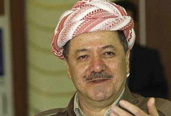 Barzani herkozen als president Iraaks Koerdistan