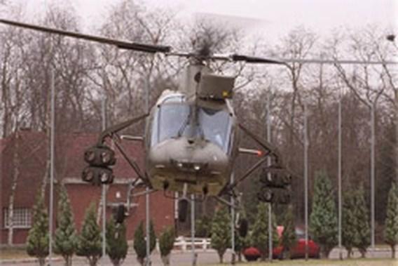 Defensie verkoopt acht Agusta-helikopters