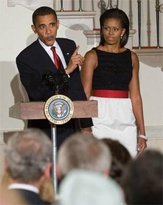 Obama's bij best geklede mensen ter wereld