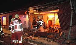 Volgens buurtbewoners ligt overdreven snelheid aan de basis van het ongeval. Michel Vanneuville