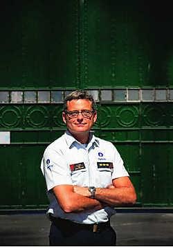 Koenraad Tack is de nieuwe directeur-coördinator van de politie van het arrondissement Gent. Hij volgt Peter De wolf op. Sarah Van den Elsken