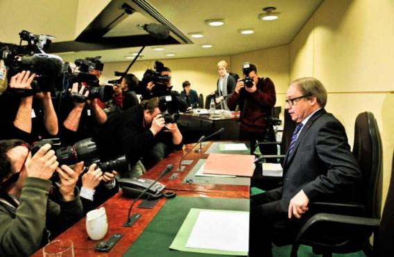 Ghislain Londers liet in de kamercommissie al een en ander vallen over Verougstraete, maar de commissie ging daar niet op in. Bart Dewaele