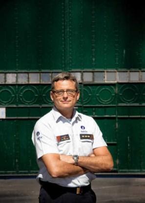 Koenraad Tack is de nieuwe 'dirco' in de Gentse politiezone. <br>Sarah Van den Elsken
