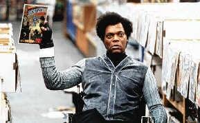 Samuel L. Jackson in 'Unbreakable'.rr
