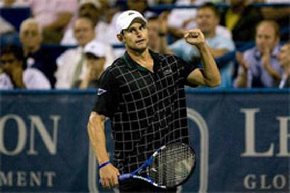 Roddick behaalt 500ste profzege